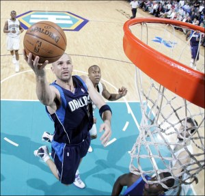If Jason Kidd can recapture his form from a few years ago then the Dallas Mavericks will remain a contender, otherwise look out below.