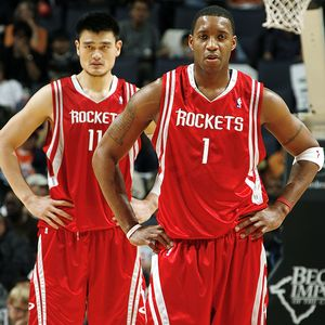 Yao Ming and Tracy McGrady are the superstars on which the Houston Rockets are resting their hopes. Let's hope they stay healthy this season.
